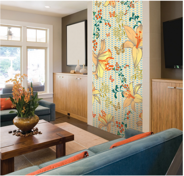 Digital laminates for bedroom from Greenlam Clads