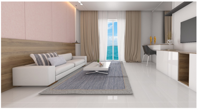 Residential and Living room laminate